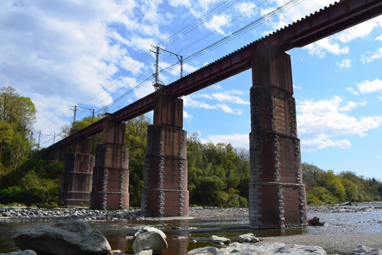 Chichibu Railroad Arakawa Bridge
