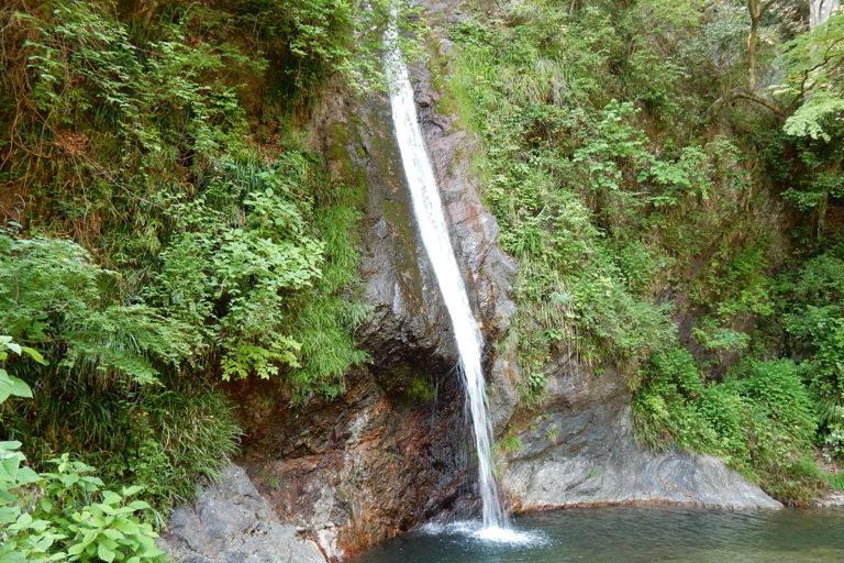 Mélange of Chichibu Kegon Falls