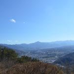 宝登山山頂展望台