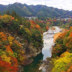 Mitsumineguchi Shirakawa Bridge