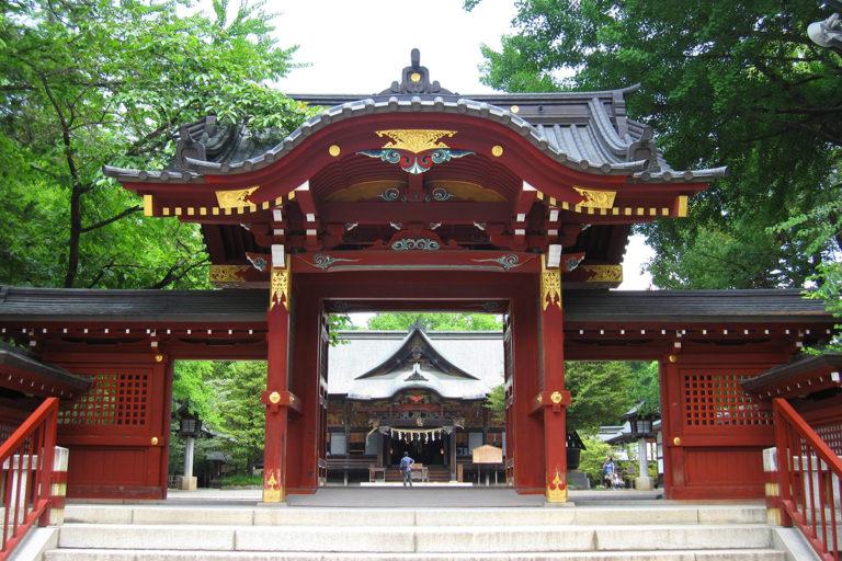 Chichibu Shrine Hahasonomori