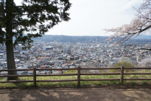 Climb the Miharashi-no-Oka at Hitsujiyama Park