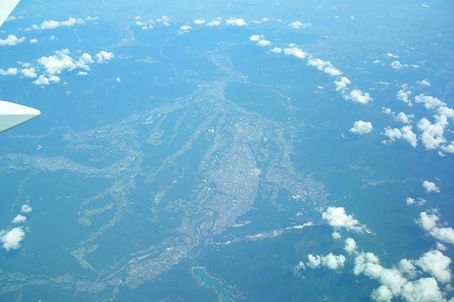 秩父地域 航空写真