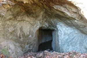 金山鉱山跡(金山坑)