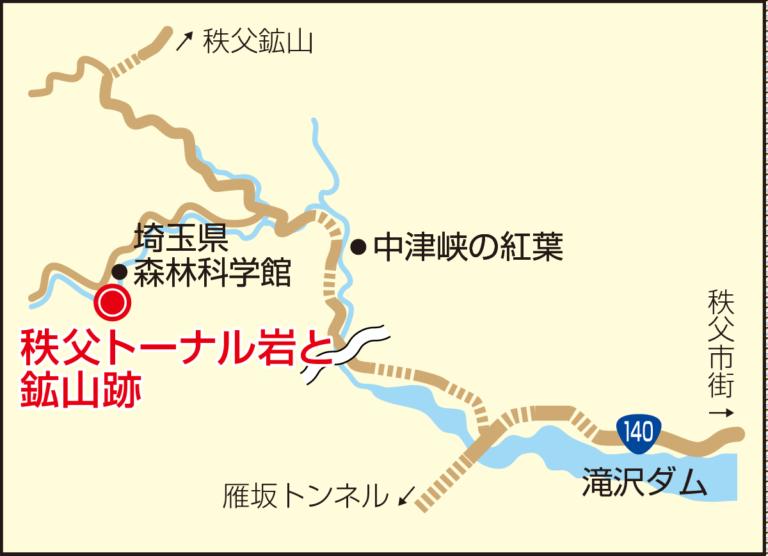 G14_秩父トーナル岩