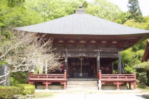 札所23番 松風山音楽寺