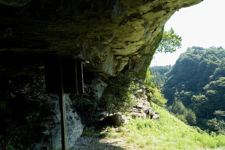 神庭半洞窟