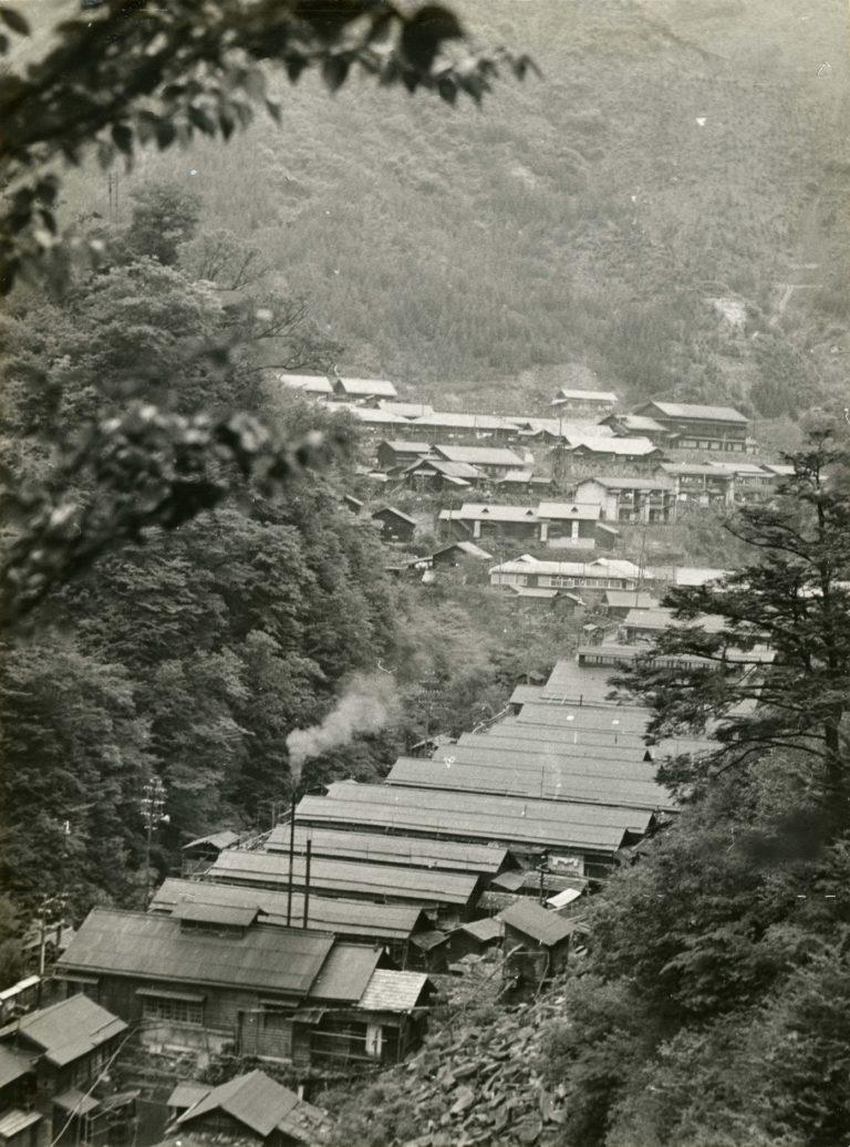 昭和時代、最盛期の秩父鉱山