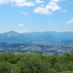 美の山展望台