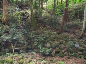 寺沢川の多自然型砂防
