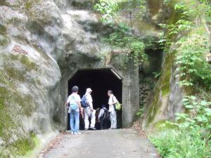 矢道反隧道