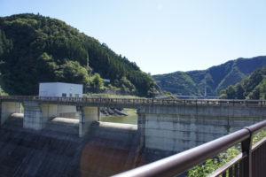 合角(かっかく)ダム
