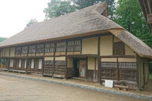 国指定重要有形文化財「内田家住宅」